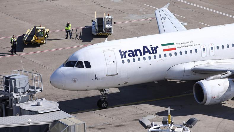 Frauen ins Cockpit: Iranische nationale Fluggesellschaft stellt erstmals Pilotinnen ein