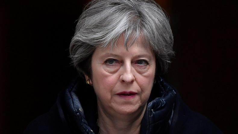 LIVE aus britischem Parlament: Verhängt Premierministerin May Sanktionen gegen Russland?