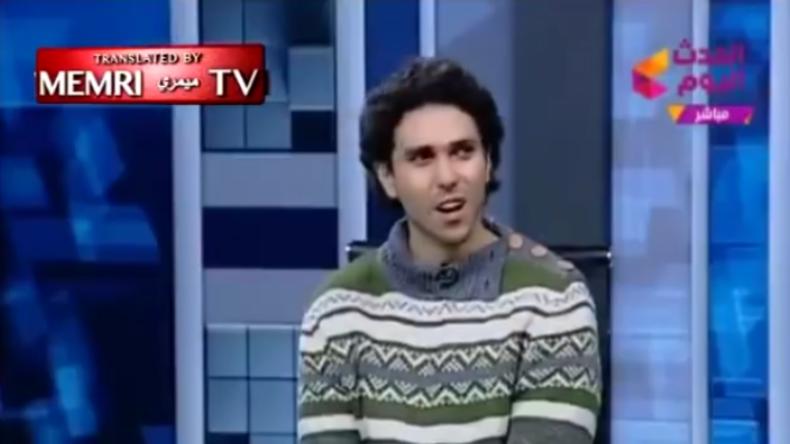 """Ägypten: """"Bitte begeben Sie sich sofort in eine Psychiatrie!"""" - Atheist fliegt aus Fernseh-Show"""