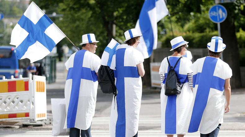 World Happiness Report: Finnland zum glücklichsten Land der Welt gewählt