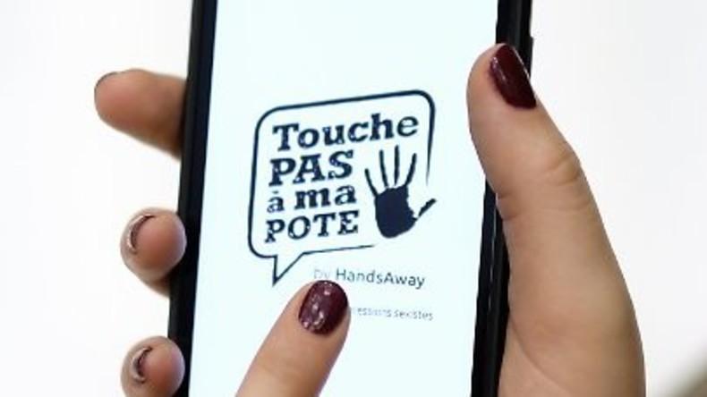 """Fass meine Freundin nicht an"": Brüssel entwickelt App gegen sexuelle Belästigung"