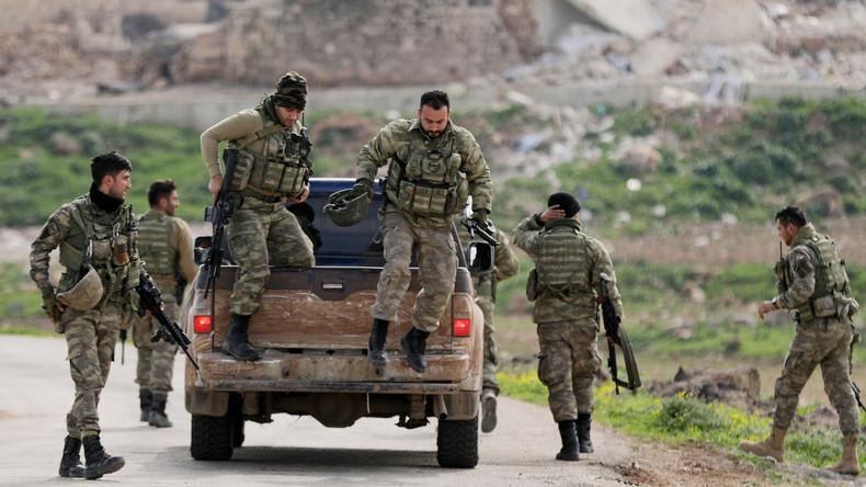 """Erdoğan über Offensive gegen kurdische YPG: Afrin """"wird bald völlig fallen"""""""