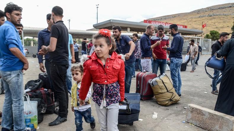 EU stellt der Türkei weitere drei Milliarden Euro für syrische Flüchtlinge in Aussicht