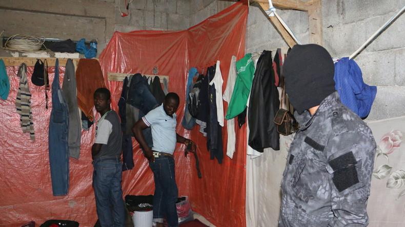 Schmutziger Flüchtlingsdeal? UN kritisiert Deutschland für Unterstützung Libyens