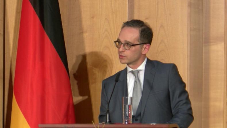 Trotz fehlender Beweise: Neuer Außenminister Maas fordert Aufklärung von Russland wegen Skripal
