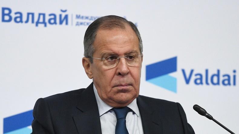 Lawrow: Russland wird bald britische Diplomaten ausweisen