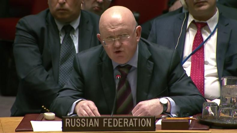 Nebensja: Großbritannien im Fall Skripal nicht an Wahrheit interessiert - will nur Russland schaden