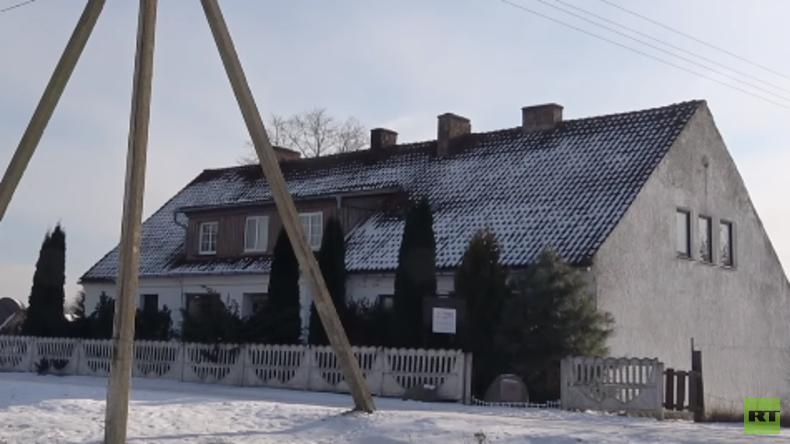 Alte Deutsche Schule Iljitschowo: Hier gibt es keine Politik - Hier gibt es nur Kindheit (Video)