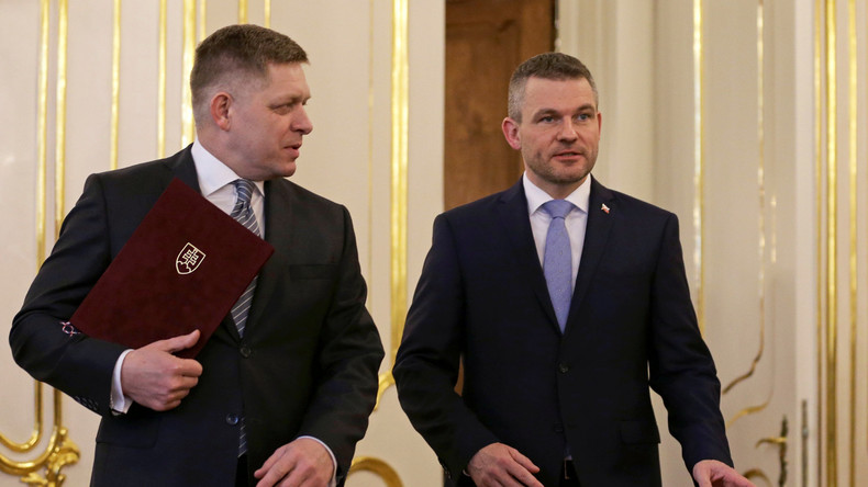 Slowakischer Ministerpräsident Robert Fico tritt zurück