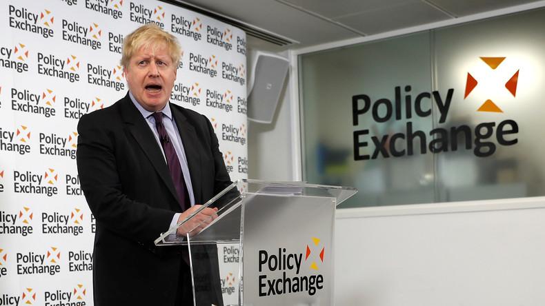 """Johnson: """"Wir werden eine unabhängige internationale Untersuchung des Nervenkampfstoffs zulassen"""""""