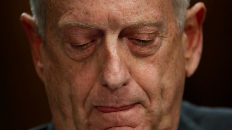 James Mattis: Iran mischt sich in irakische Wahlen ein