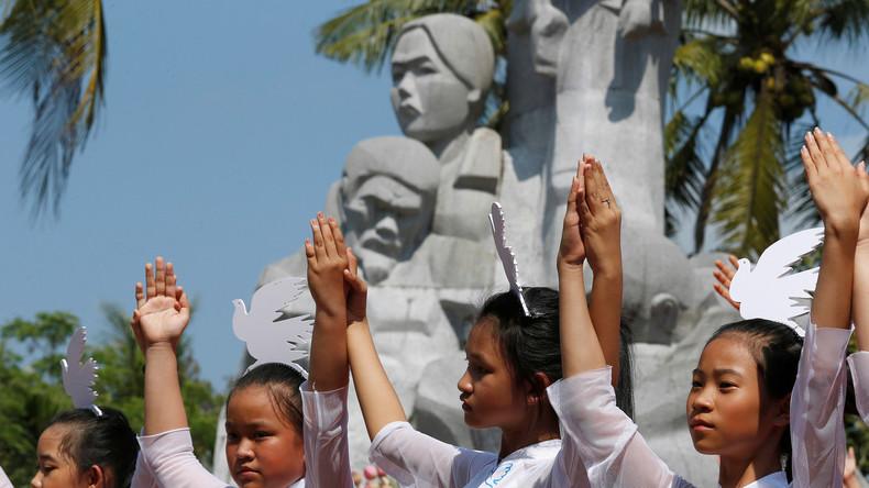Vor 50 Jahren: Vietnam erinnert an blutiges Massaker der US-Armee