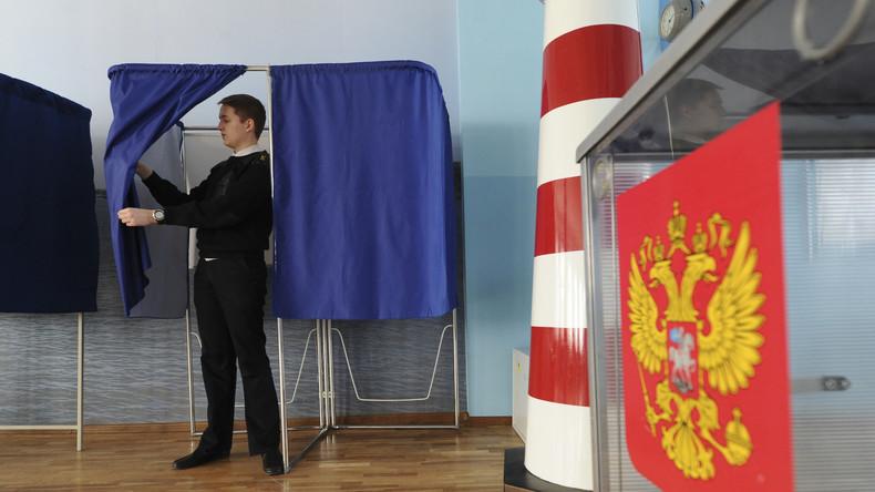 Wahlen in Russland: Nanu, der Westen mischt sich ein! (Video)