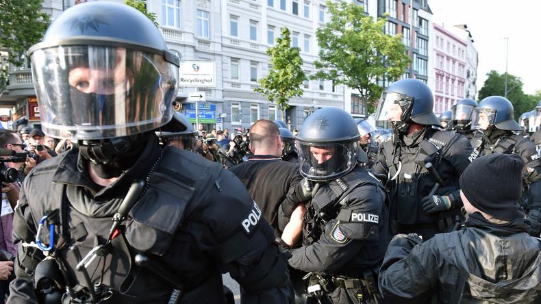 Nach G20: Bislang 138 Ermittlungsverfahren gegen Polizisten
