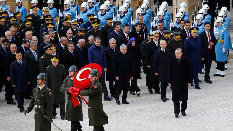 """Türkischer Ex-Offizier: """"Türkei glaubt nicht mehr an westliche Werte, die von USA vertreten werden"""""""