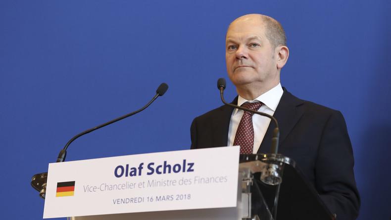 Vizekanzler Olaf Scholz reist zu G20-Treffen in Buenos Aires