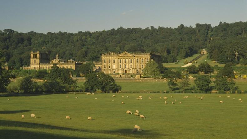 Alles für Wi-Fi: Duke of Devonshire gibt für Renovierung von Landschloss rund 33 Millionen Pfund aus