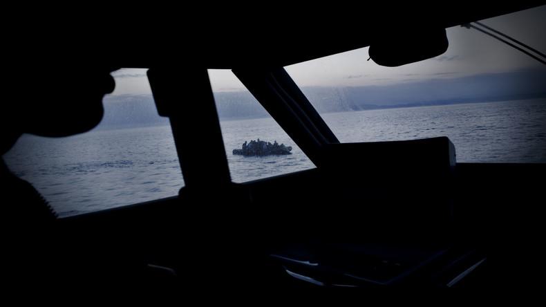 Mindestens 14 Migranten ertrinken vor griechischer Insel