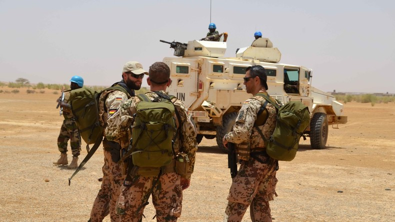 Bericht: Bundeswehr riegelt aus Sorge vor Unruhen Stadt in Mali ab
