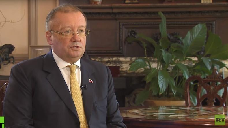 Russischer Botschafter in London: Keine Beweise, keine Fotos von Skripal – Lebt er überhaupt noch?