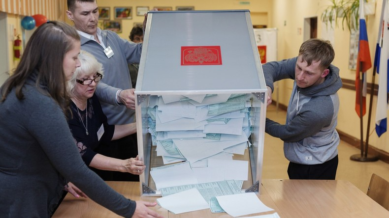 LIVE: Vorläufige Ergebnisse der Präsidentschaftswahl: Zentrale Wahlkommission zieht Bilanz