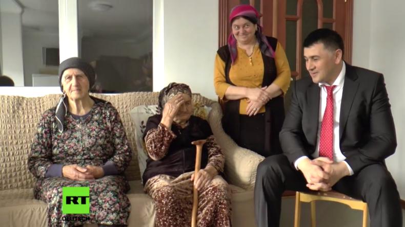 127-Jährige stimmte als älteste Wählerin Russlands ab