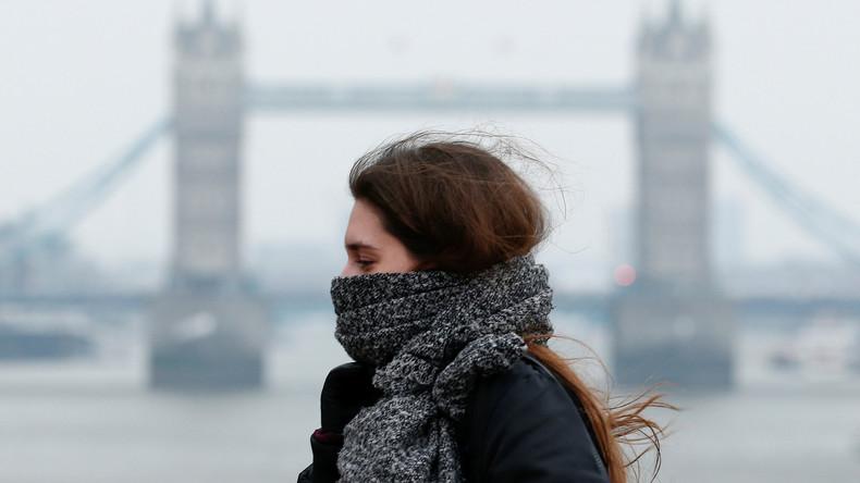 """Russischer Energieminister: """"Britische Drohung, Gasimporte zu reduzieren, ist politisch motiviert"""""""