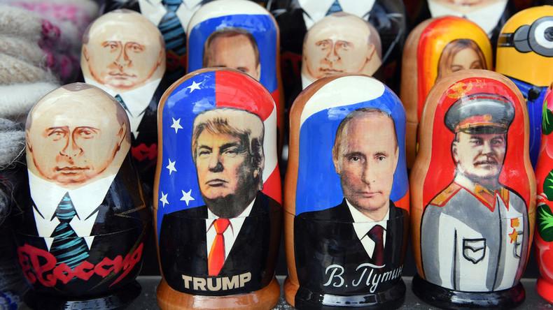 """Westliche Presse: """"Diktator"""" Putin gewinnt """"gefälschte"""" Wahlen unter Nowitschok-Einfluss"""