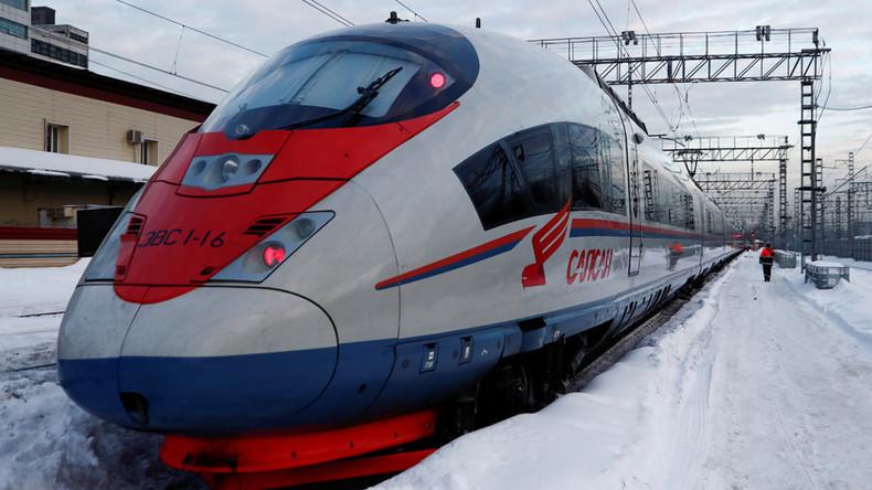 Moskau: Spanien will sich an russischer Hochgeschwindigkeits-Zugstrecke beteiligen