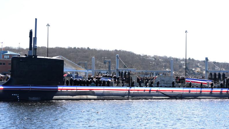 Ain't No Game: US-Navy nimmt U-Boot mit XBox-Steuergerät in Dienst