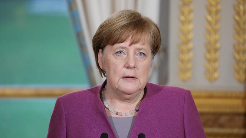 LIVE: Merkel gibt in Berlin Pressekonferenz mit isländischer Premierministerin Katrin Jakobsdottir