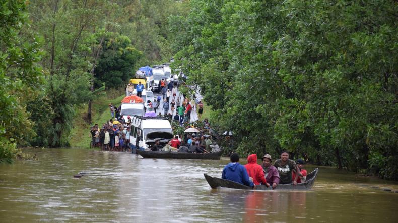 Zyklon in Madagaskar fordert mindestens 17 Menschenleben