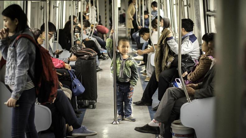 Sozialkredit-System in China: Bei schlechtem Punktestand kein Bahnticket