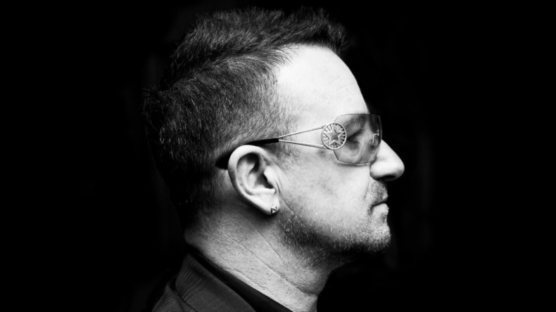 "U2-Frontmann Bono wird ""Glamour""-Frau des Jahres"