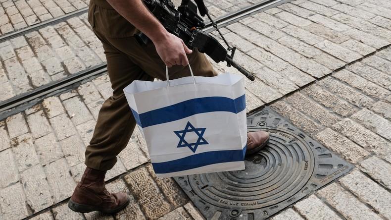 Israel: Französischer Konsulatsmitarbeiter schmuggelte Waffen in Westjordanland