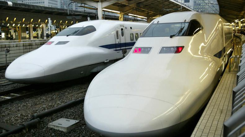 """""""Neue Ära"""": Japan enthüllt neuen Supreme-Hochgeschwindigkeitszug"""