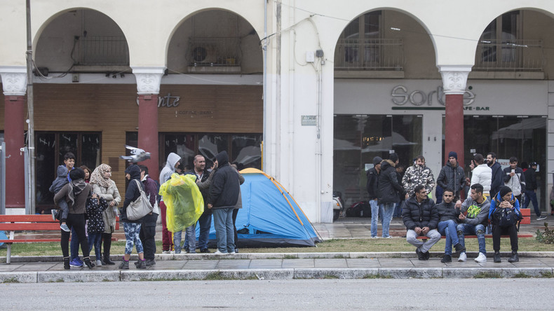 Bundesregierung: Flüchtlingspakt mit der Türkei ist ein Erfolg