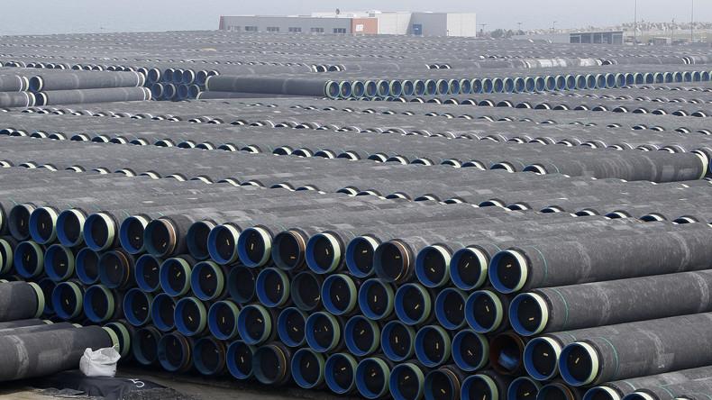 Furcht vor eigenen Verlusten? US-Senatoren verlangen Sanktionen gegen Nord Stream 2