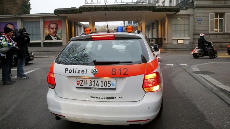 Zürich: Baby kommt mitten im Straßenverkehr zur Welt