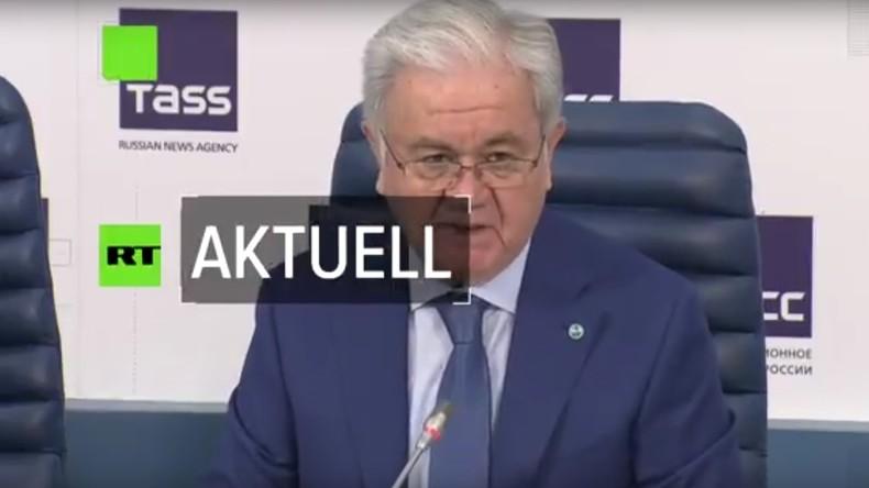 SOZ-Generalsekretär bestätigt Transparenz und Gültigkeit der russischen Wahlen (Video)