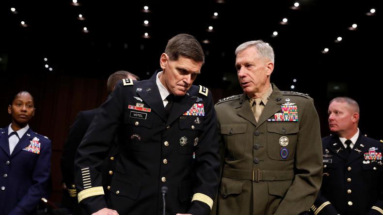 USA bilden neue Rebellenarmee in Syrien mit massiven Waffenlieferungen aus dem Balkan