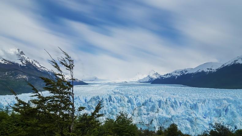 Studie: Gletscherschmelze nicht mehr aufzuhalten