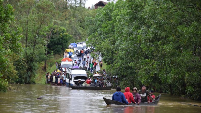 Tropensturm in Madagaskar: Mindestens 20 Tote, tausende Häuser zerstört