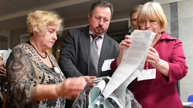 """OSZE: Lob für Durchführung der russischen Wahlen - Kritik an """"ungleichem Wettbewerb"""""""