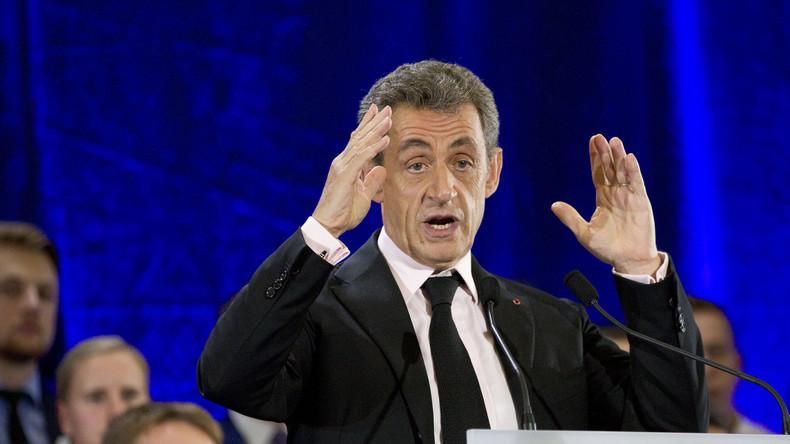 Nicolas Sarkozy in Frankreich festgenommen