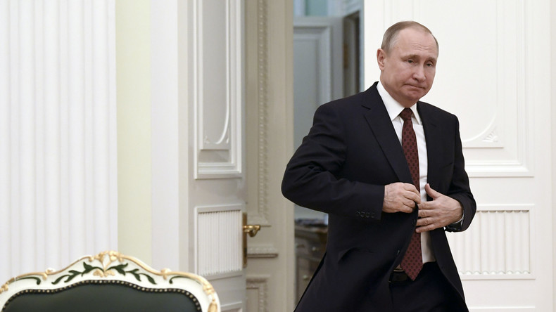 Auf Putins Wahlsieg: Keine Glückwünsche aus Washington, Freude in Japan