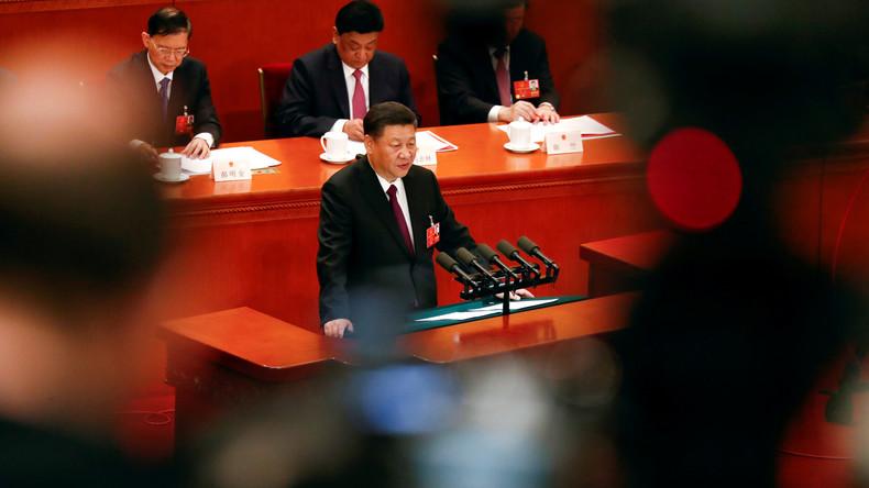 Vorwurf aus Peking: USA brechen mit Ein-China-Politik