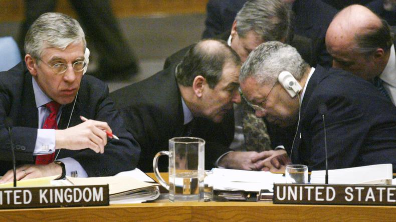 Saddam, Bush und Medienkampagnen: Vor 15 Jahren begann der Irakkrieg