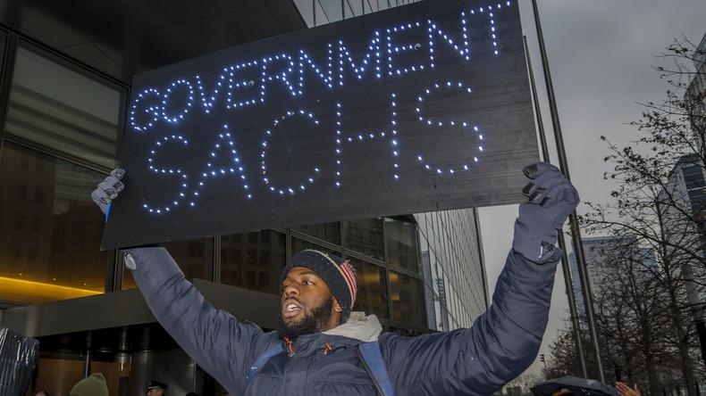 Scholz ernennt Goldman-Sachs-Mann zum Staatssekretär: Ein klares Signal an die Finanzelite