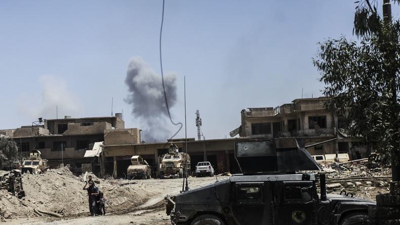 Irak will Sondersitzung von UN-Sicherheitsrat